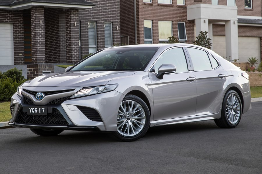 Compare Best Prices On The Toyota Camry Sl Hybrid